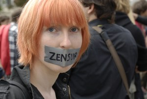 Internetzensur (Foto: zensursula/Flickr)