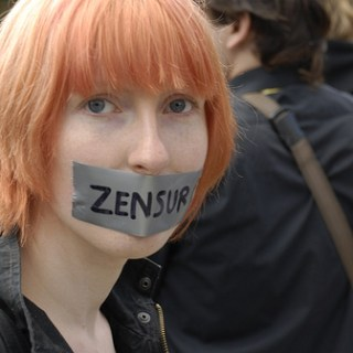 Internetzensur (Foto: zensursula/Flickr)