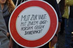 Mut zur Wut (Occupy Frankfurt)