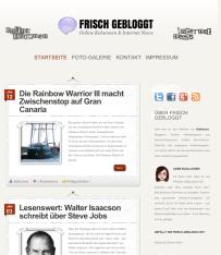 Das neue Blog-Design