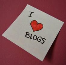 I love Blogs (Frisch-gebloggt.de)
