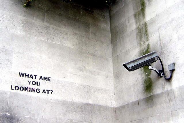 Überwachung (Bild: nolifebeforecoffee/Flickr)