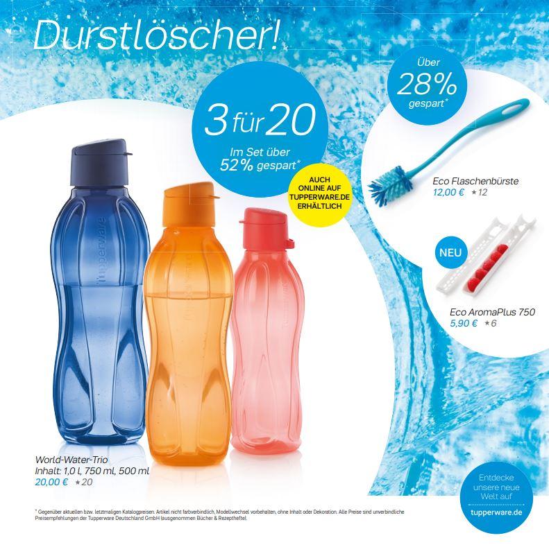 Die Angebote zum Weltwassertag 2020