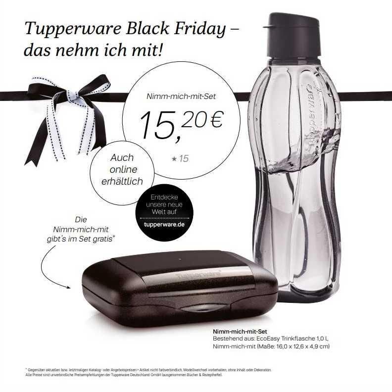 Tupper trifft den schwarzen Freitag