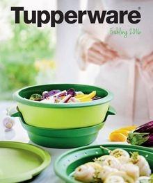 Tupperware Katalog Frühling 2016