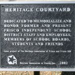 Heritage Courtyard, 6728 Maple St.