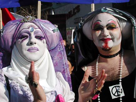 sisters of perpetual indulgence