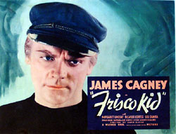 james cagney in the frisco kid