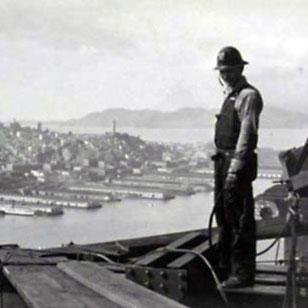 bridge worker