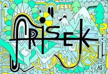 Our trip to #laax reminded us an amazing drawing that @akaschwartz did for us some years ago! Thanks again dude, keep drawing and shredding ! 👌#frisek #frisekteam #snowboard #drawing #logo #lettering #handtype