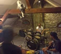 Friday's jam was epic!#frisek #frisekteam #frisekband #rocknroll