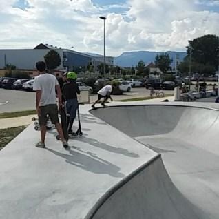 Mael #skateparkyverdon #frisek #skate #bowl