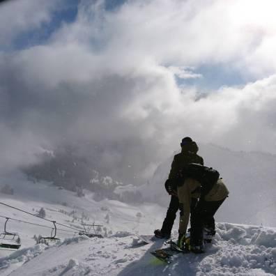 #frisek #champery #lescrosets #portesdusoleil #snowboarding #switzerland