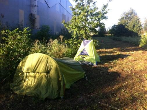 Camping gypsy - Grenoble