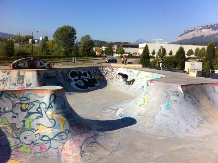 Bowl - Grenoble