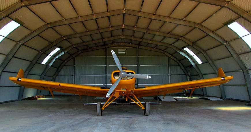 Aircraft Hangars Sport Amp Leisure Steel Structures