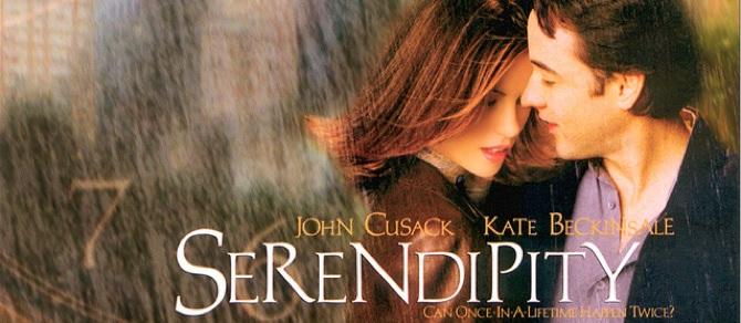 Serendipity film poster