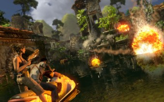 Uncharted Screenshot