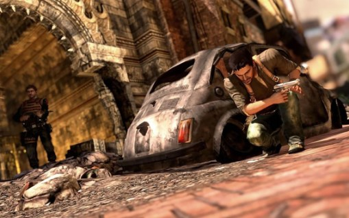 Uncharted 2 Screenshot
