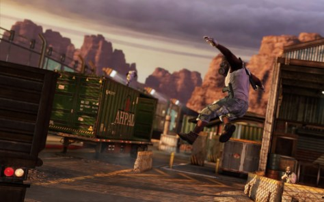 Uncharted 3 Multiplayer Beta Screenshots
