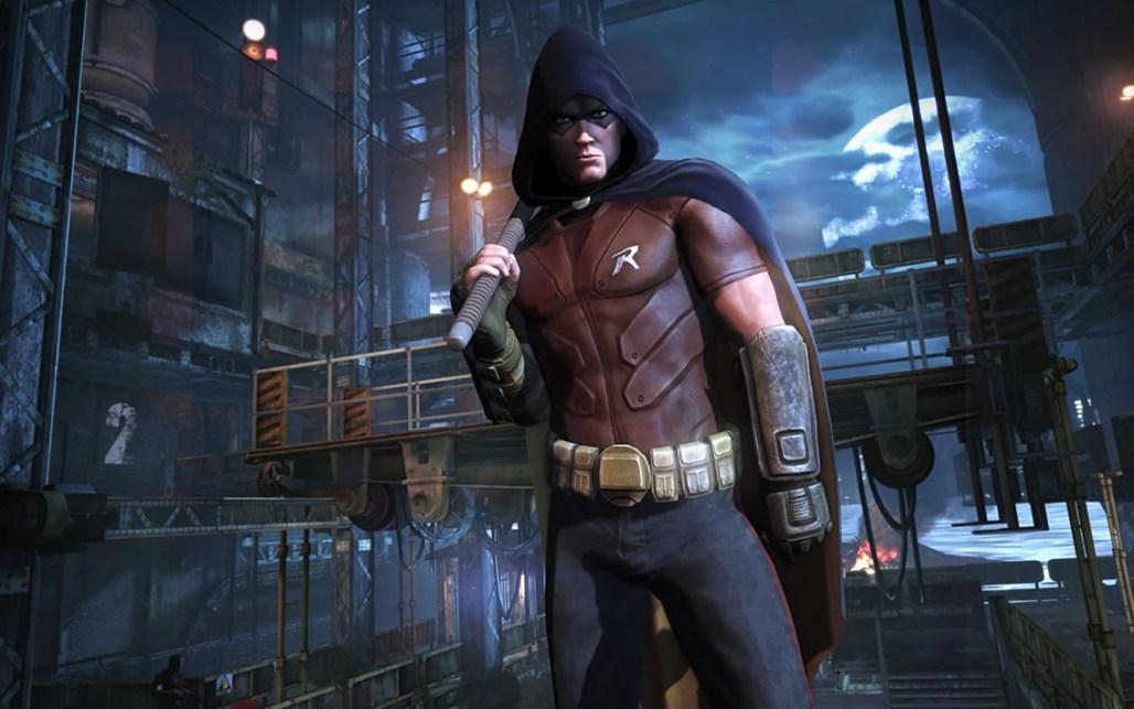 """In der Single-Player-Kampagne """"Harley Quinns Rache"""" kämpft man als Robin an Batmans Seite."""