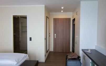 """Zimmer """"Superior Grand de Luxe"""" mit Balkon und Meerblick"""