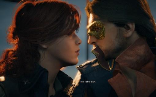 Assassin's Creed Unity: Arno und Elise - gibt es für die Liebenden ein Happy End?
