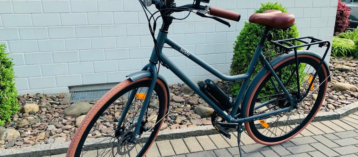 California Roll C1 SUSHI Bikes - Teaser