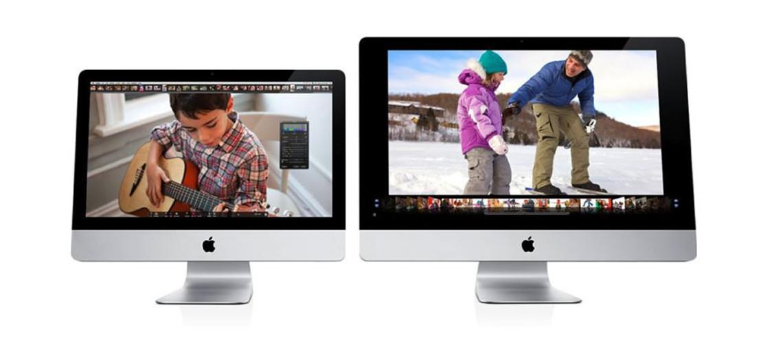 Apple iMac 27 Zoll Teaser
