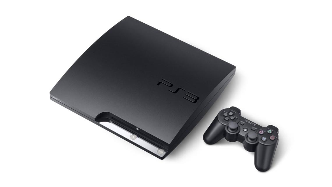 PS3 Slim Festplatten-Upgrade
