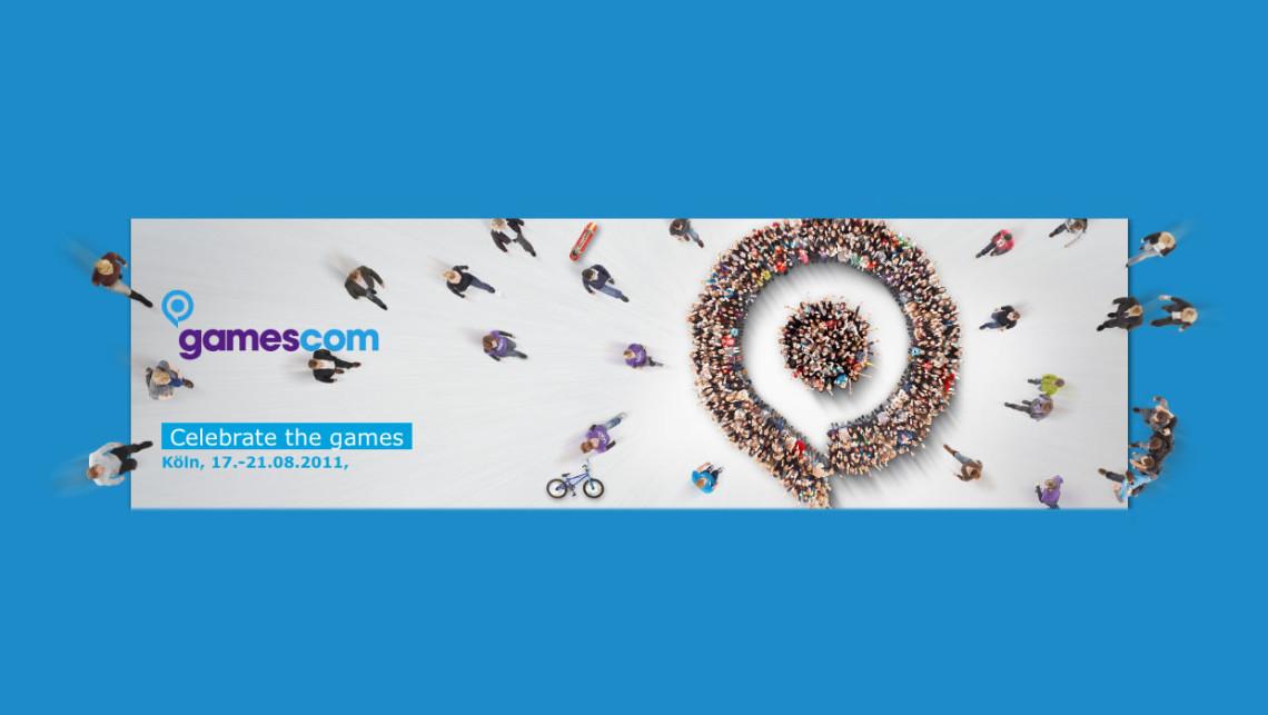 Gamescom 2011 Logo