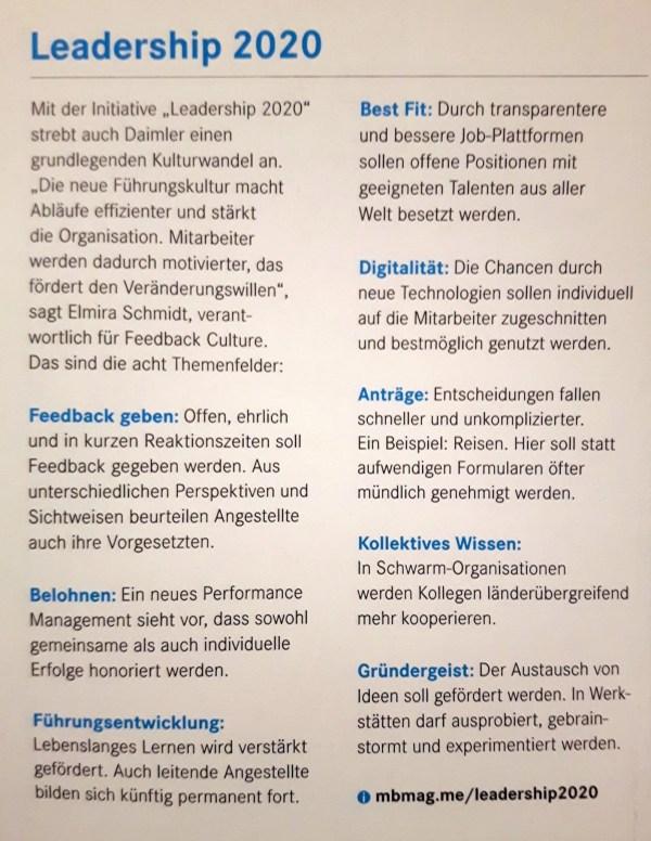 Leadership2020@Daimler