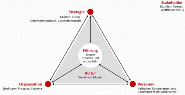 FRITZ - Unternehmensentwicklung in disruptiven Zeiten - Heitger