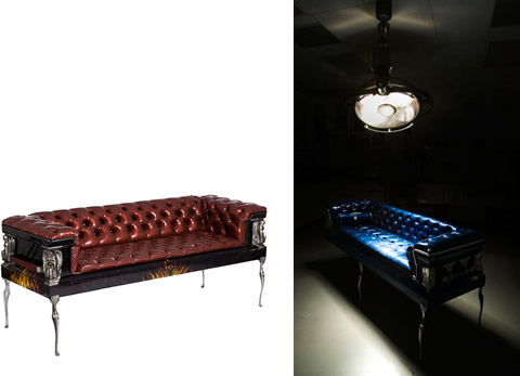 Cuffin couches
