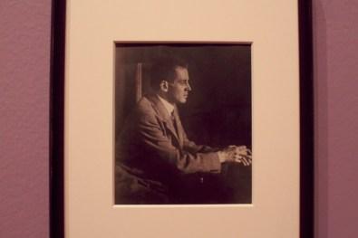Schiele nel 1915, foto di Johannes Fischer