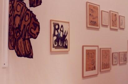 """Claes Oldenburg - Poster e flyer per la mostra """"The Streets"""" - 1960"""