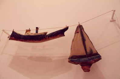 """Claes Oldenburg - """"Freighter and Sailboat"""" - 1962"""