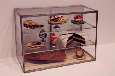 "Claes Oldenburg - ""Pastry Case"" - 1961"