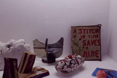 """Claes Oldenburg - """"Mouse Museum"""" (interno) - 1977"""