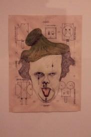 "Claes Oldenburg - ""Self Portrait with Equals"" - 1971"