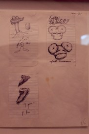 Claes Oldenburg - Projects and drawings - 1969