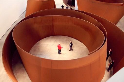 """""""The matter of time"""" - Richard Serra, 2005"""