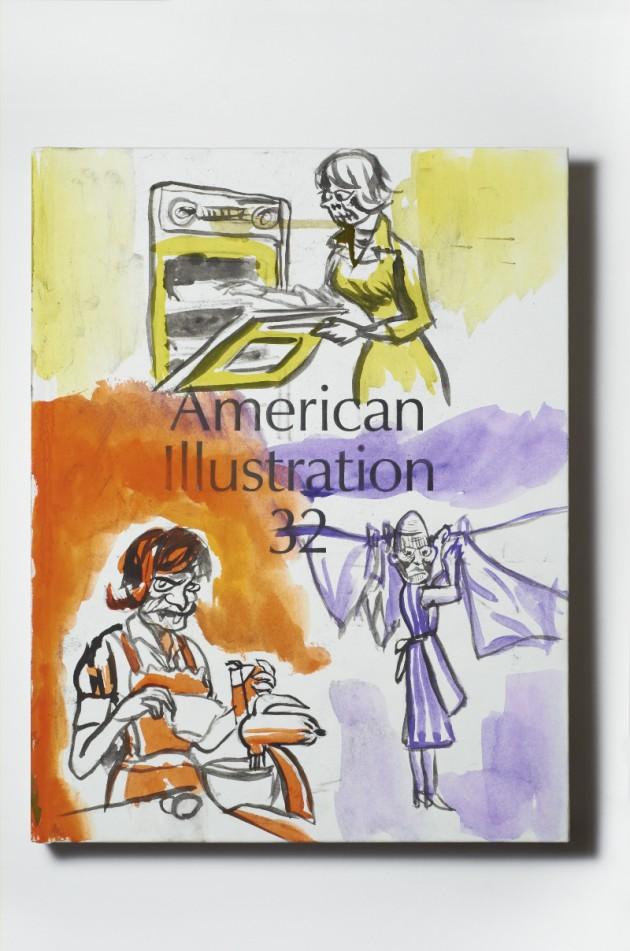 cover illustrata da Jenn Steffy