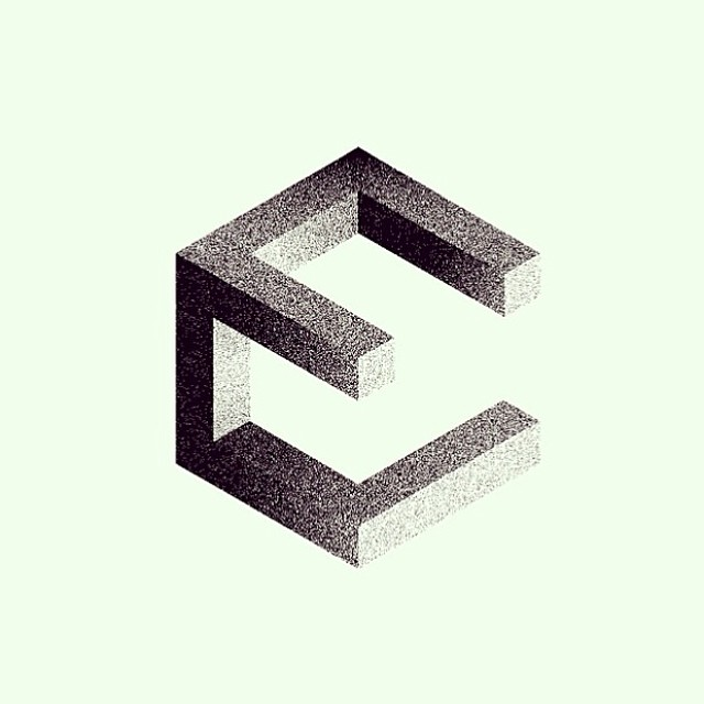 E by @miguii92
