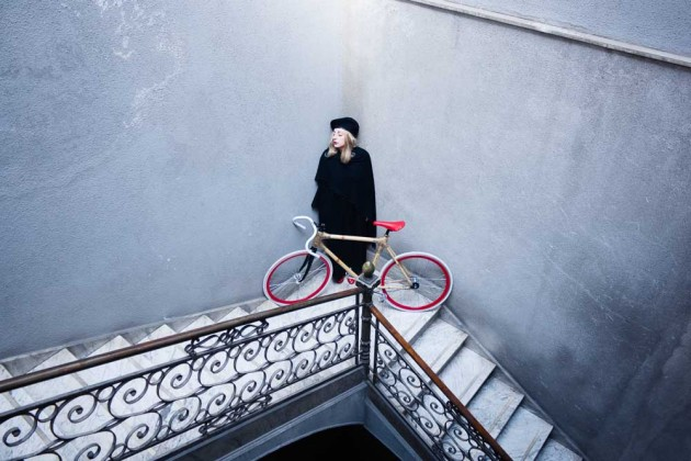 DOUTDESign preview: Bambooriyst Palermo ITA | Biciclette in bamboo