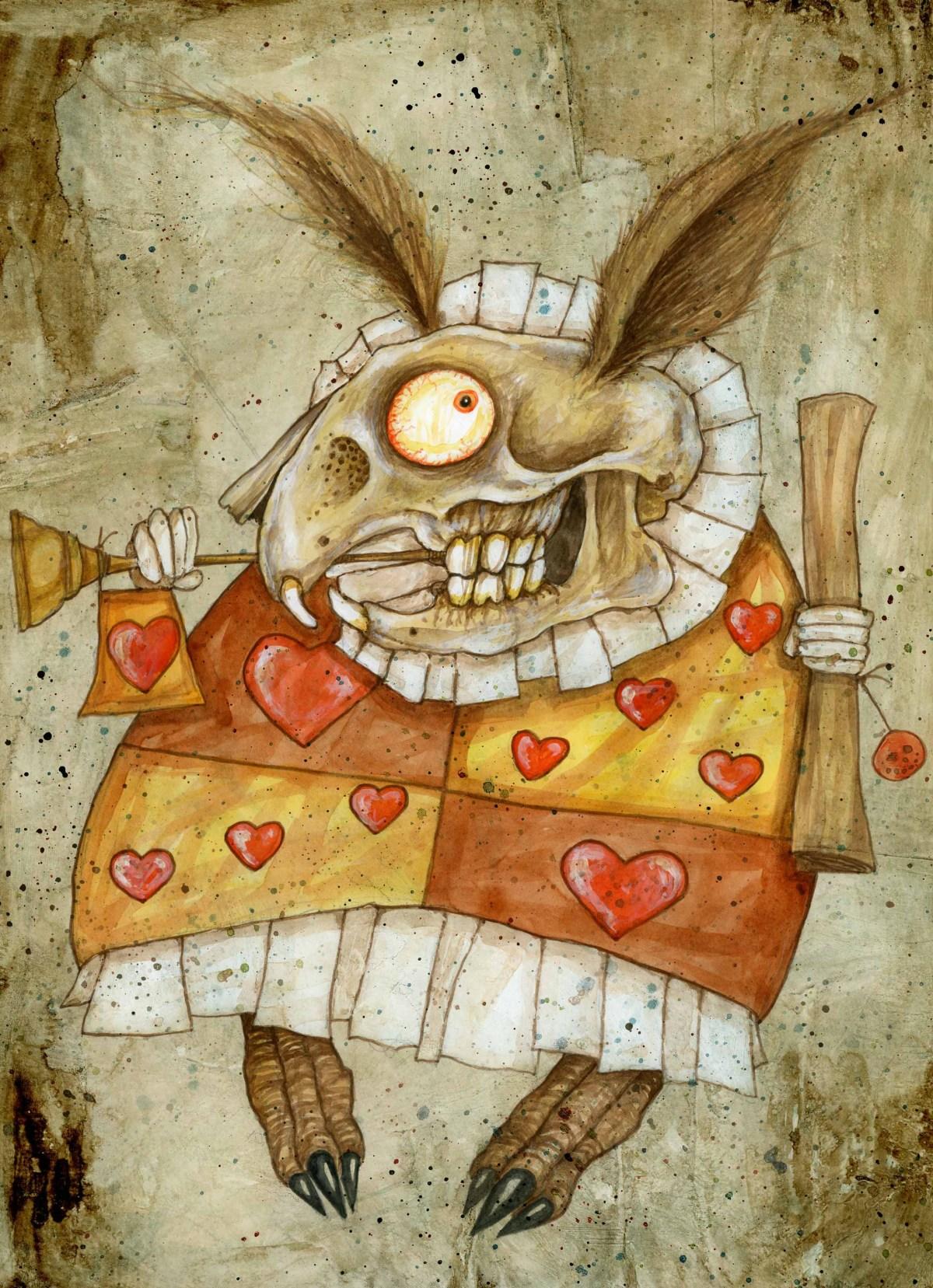 Coniglio trombettiere ©Stefano Bessoni