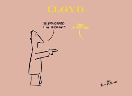 Lloyd secondo Bruno Bozzetto