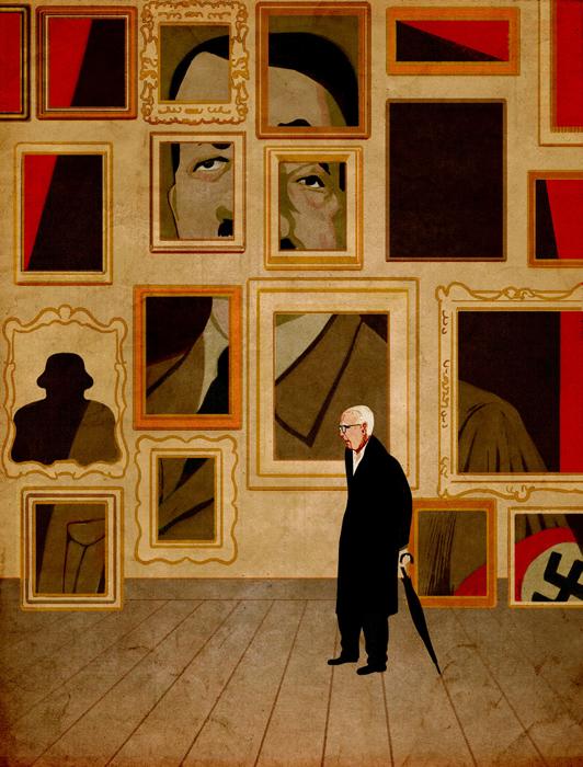 """Cornelius Gurlitt"", © Beppe Giacobbe"