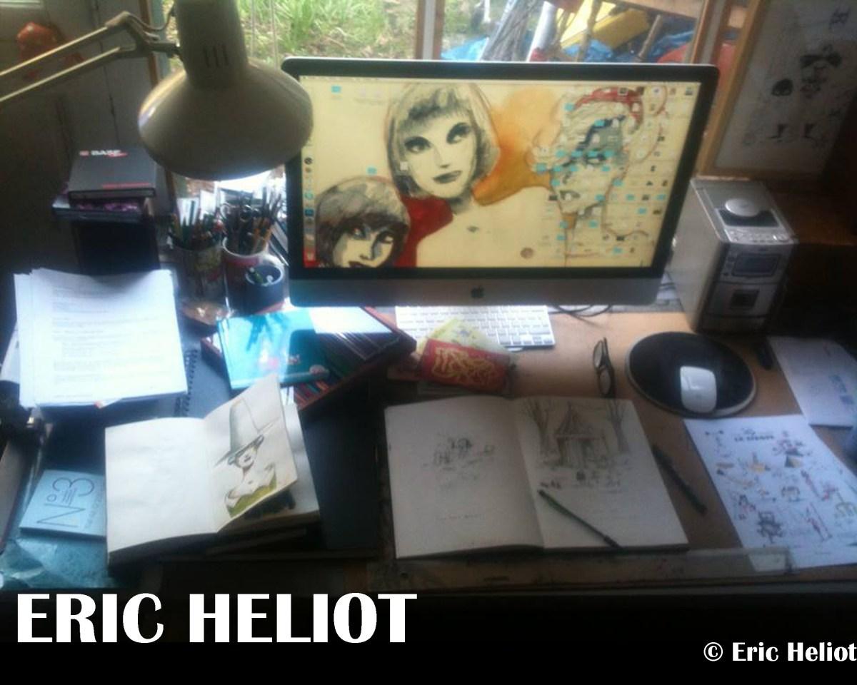 Eric Heliot