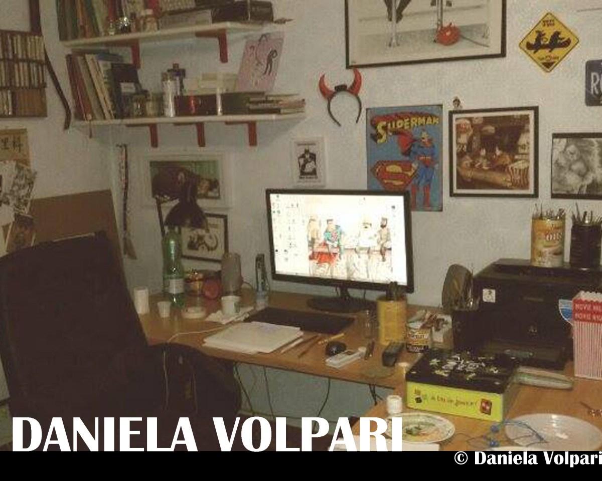 Daniela Volpari